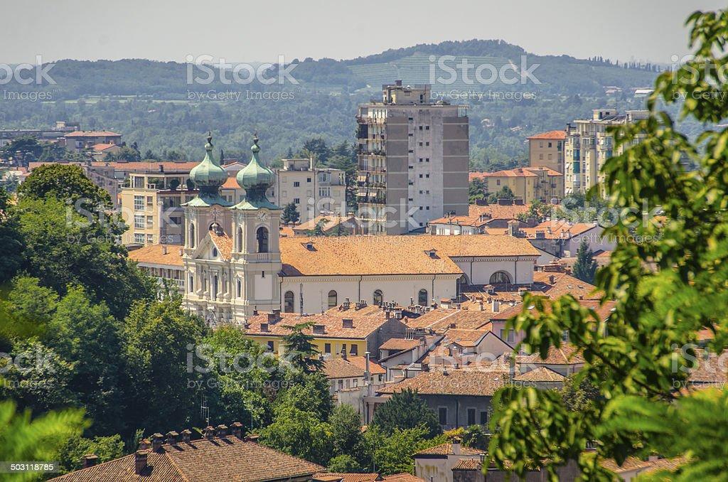 Nova Gorica, Slovenia stock photo