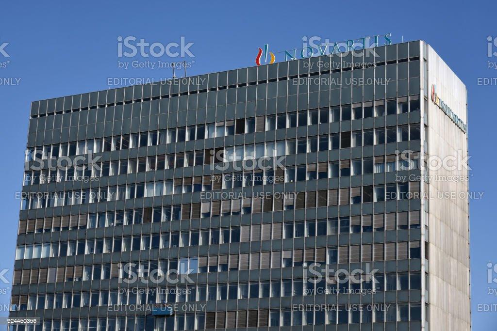 Novartis Building - Basel