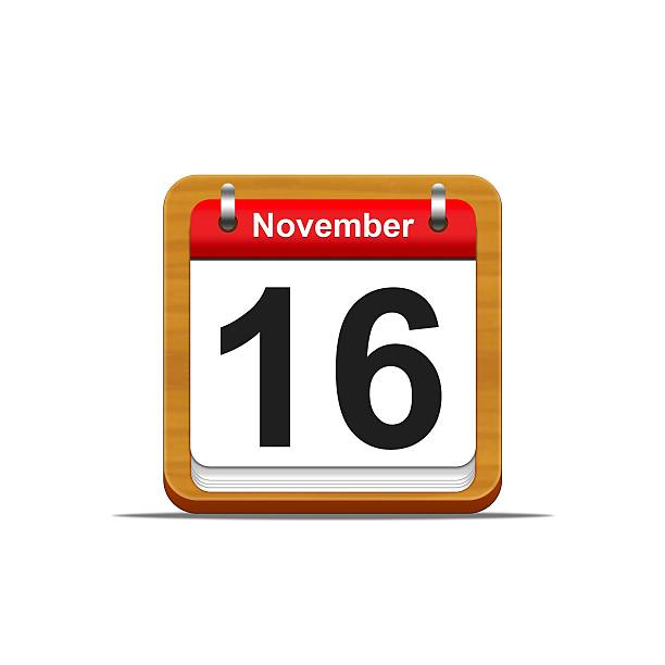 november 16. - number 16 stock photos and pictures
