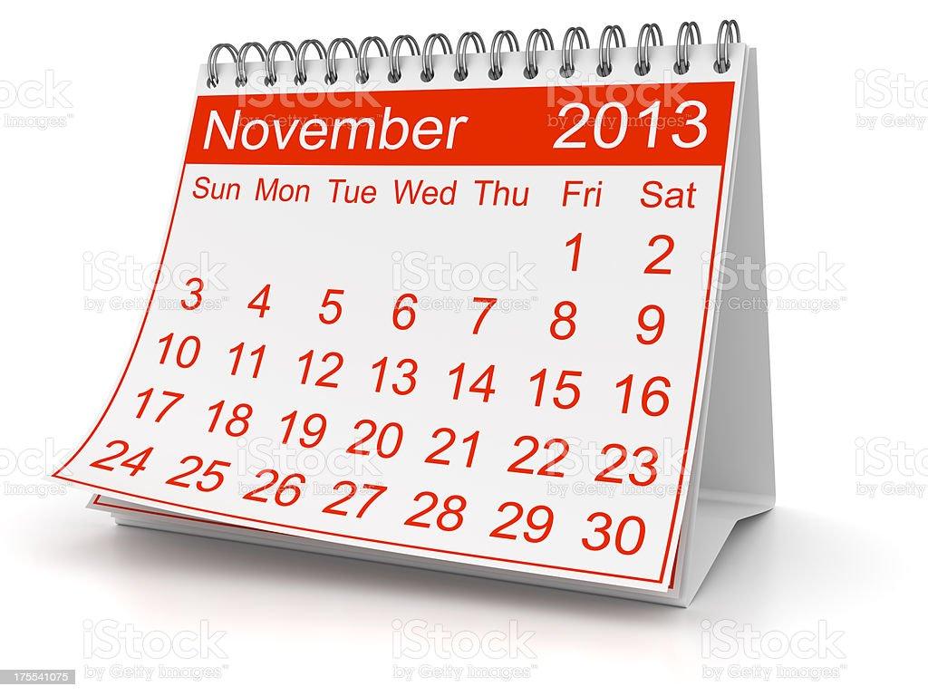 November 2013 Stock Photo - Download Image Now - iStock