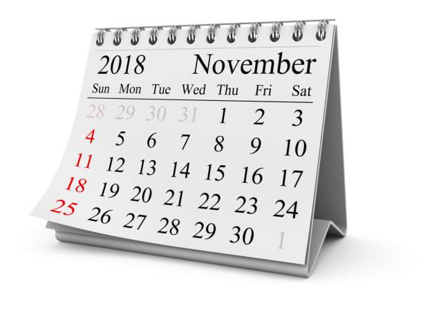 Novembro de 2018 - foto de acervo
