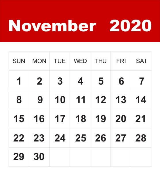 Kalenderblatt November 2020 – Foto
