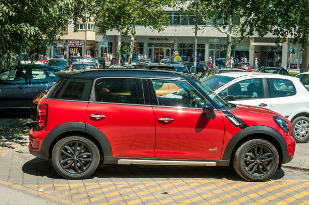 Top 60 Mini Cooper S Stock Photos Pictures And Images Istock