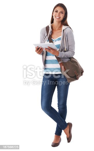 610677352istockphoto Now I can do research on the go ! 187568225