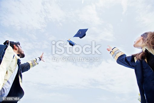 istock Now real life begins. 974997464