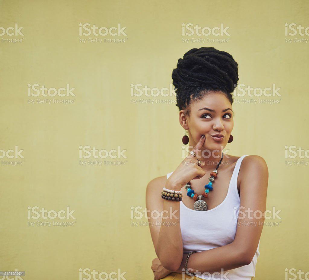 Now that you mention it… stock photo