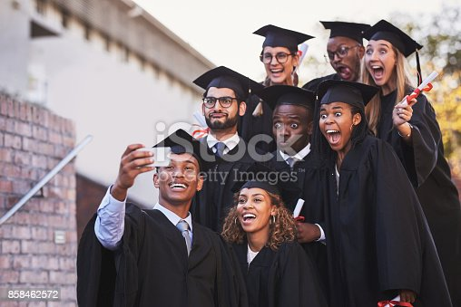 istock Now that's a picture of perseverance 858462572