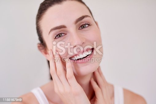 1155167023istockphoto Now that's how skin should feel 1155167949