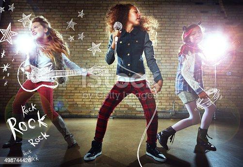 849362192istockphoto Now we're rockin'! 498744426