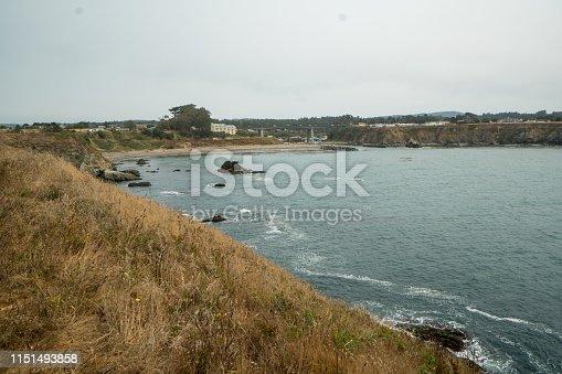 Noyo harbor fort Bragg California