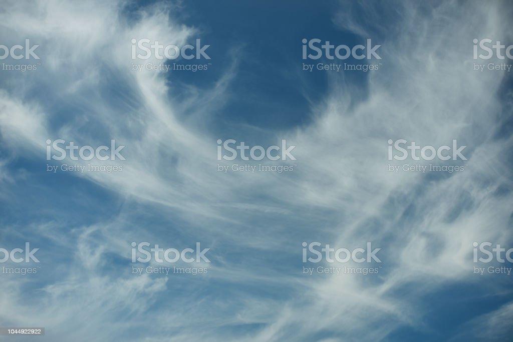 Nuages nuvem céu - foto de acervo