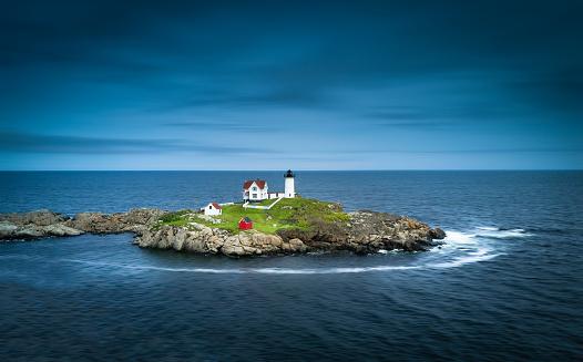 Eastern USA, Maine, New England - USA, Nubble Lighthouse, USA