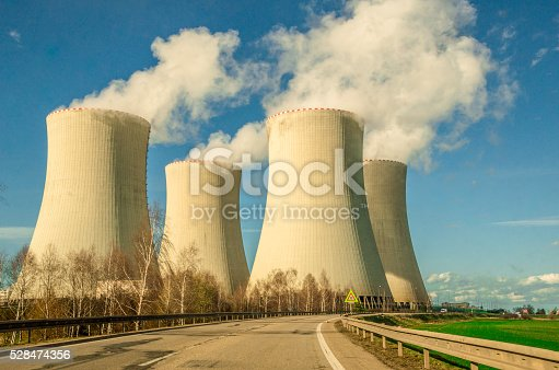 istock Nuclear energy at the end 528474356