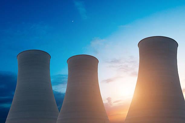 energia nucleare - reattore nucleare foto e immagini stock