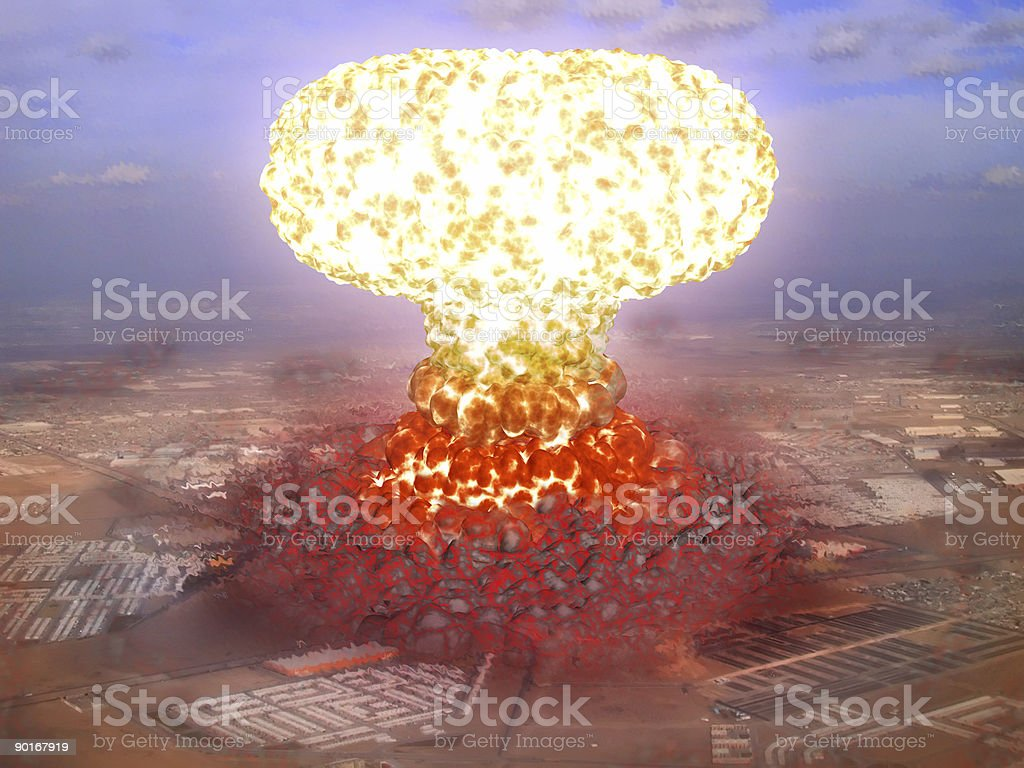 Nuclear Explosion – Foto