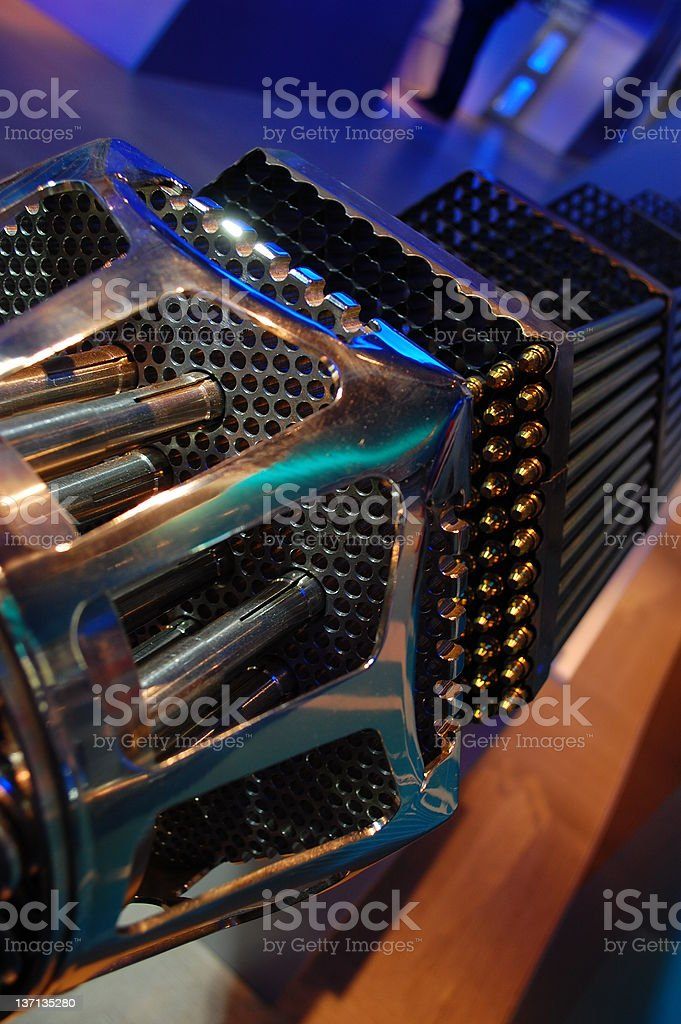 nuclear fuel stock photo