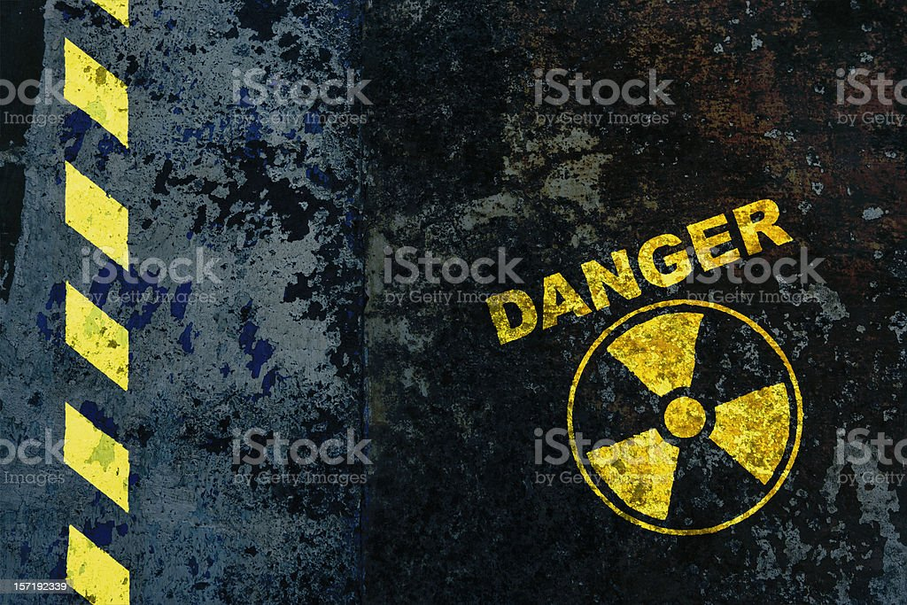 Nuclear power stock photo