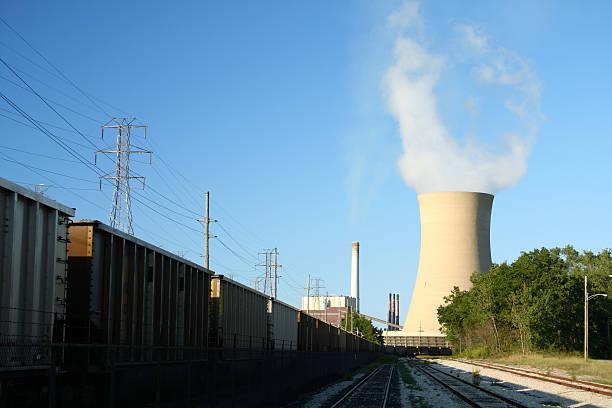 nuclear power station - u bahn stock-fotos und bilder