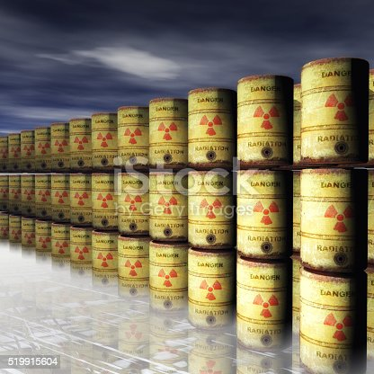 istock Nuclear Waste 519915604