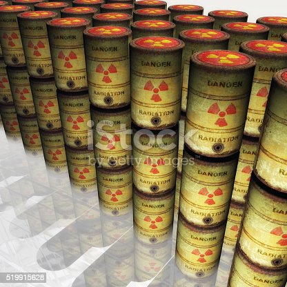 istock Nuclear Waste 519915628