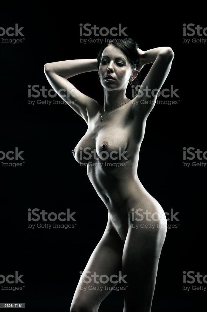 Nackte weibliche Bilder