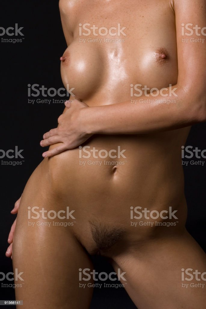 Nude Female Form Stock Photo - Download Image Now - Istock-9409