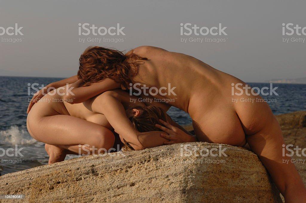 nude gotls