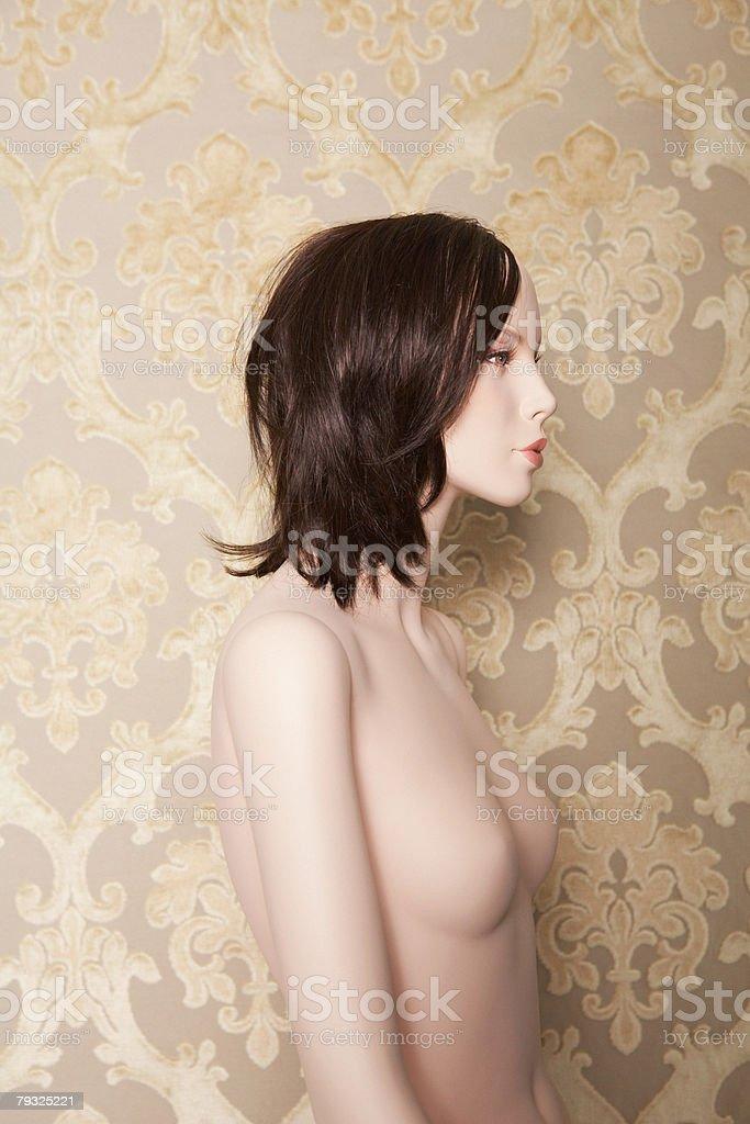 Nude mannequin 免版稅 stock photo