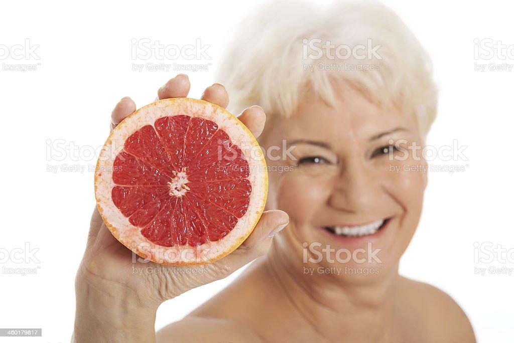 Fotografia di donna vecchia nude photo 22
