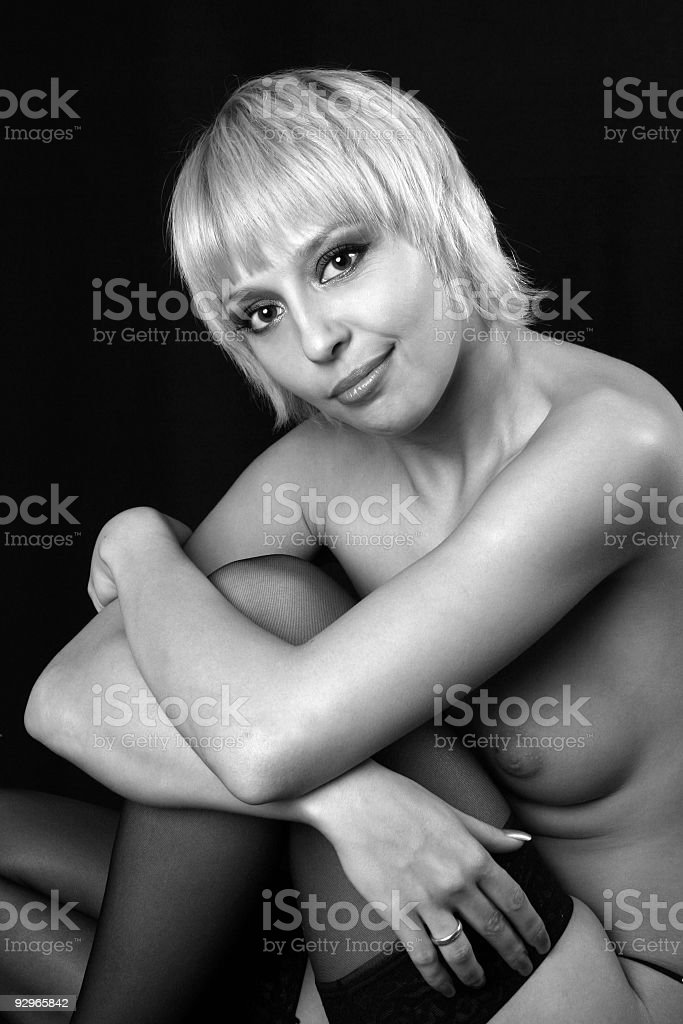 nude women royalty-free stock photo