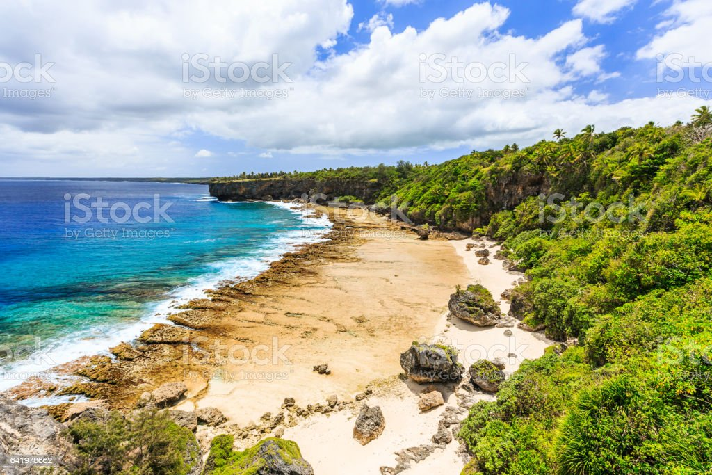 Nuku'alofa, Tonga. stock photo