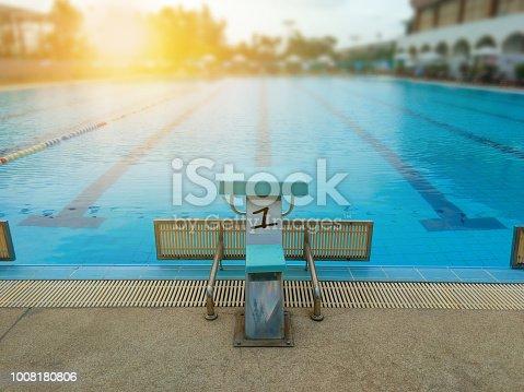 istock number 1 on swimming pool 1008180806