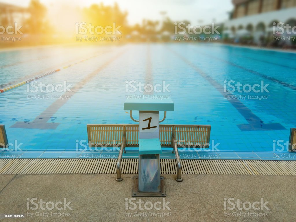 Nummer 1 am Schwimmbad – Foto