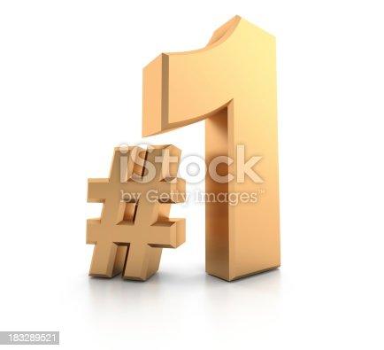 gold number 1