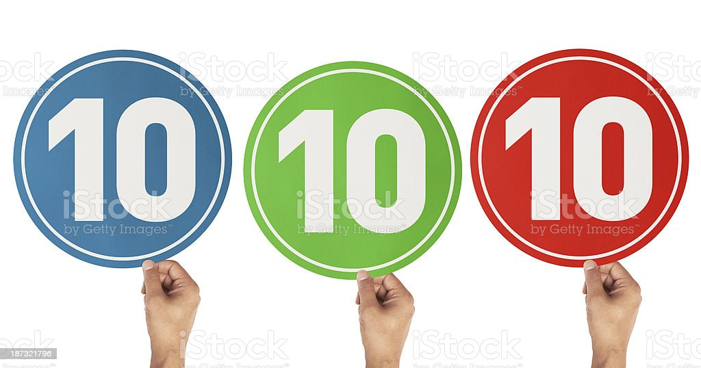 Number 10 Stock Photo - Download Image Now - iStock