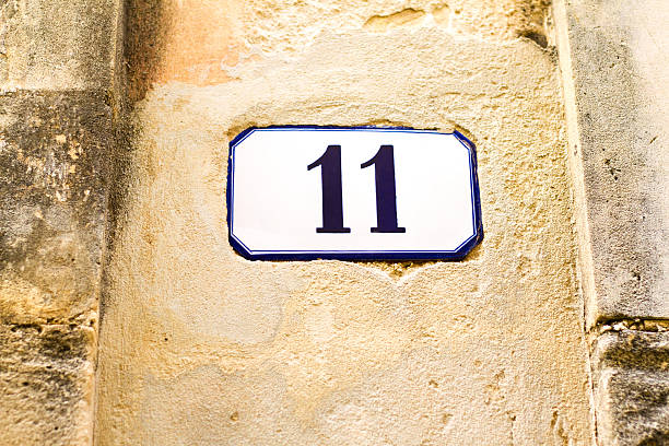 Best Number 11 Stock Photos, Pictures & Royalty-Free ... Number 11 Pictures