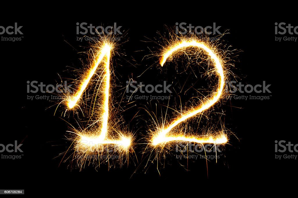 royalty free number 12 pictures  images and stock photos