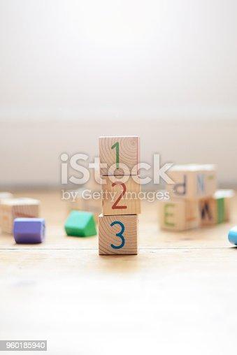 istock number 123 toy blocks 960185940
