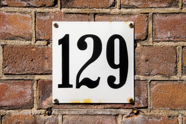 Numéro 129 - Photo