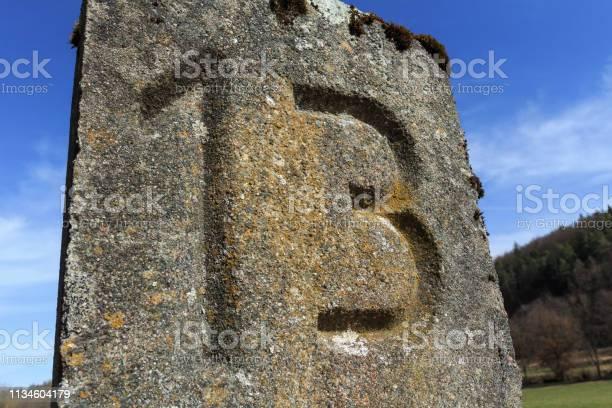 Number 13 carved in a kilometer marker along a disused railway track picture id1134604179?b=1&k=6&m=1134604179&s=612x612&h=anioxx7eiqz o9czrdt97dvytjlwxj8pfd0bbwtaqae=