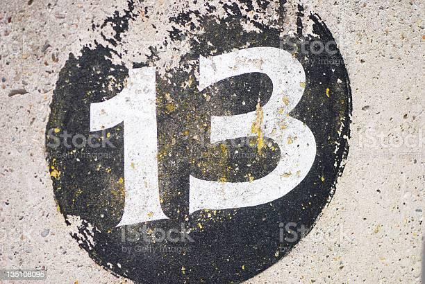 Number 13 picture id135108095?b=1&k=6&m=135108095&s=612x612&h=eerb5fewzo4hfgp3 sy2ecn grliool6uqjxuqhwpkq=