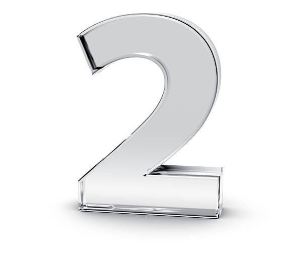 番号 2 ストックフォト