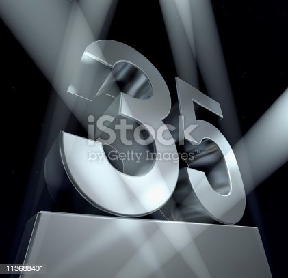istock Number 35 113688401
