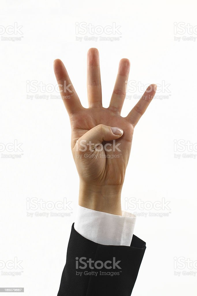 Best Four Fingers Stock Photos  Pictures  U0026 Royalty