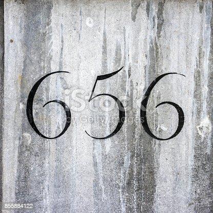 istock Number 656 855884122