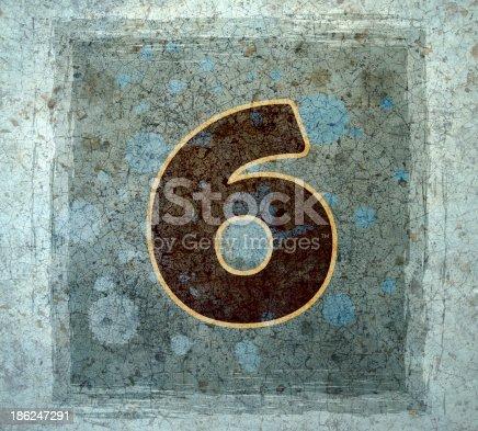 istock number six 186247291
