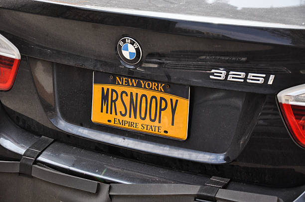 Best Vanity License Plate Stock Photos, Pictures & Royalty