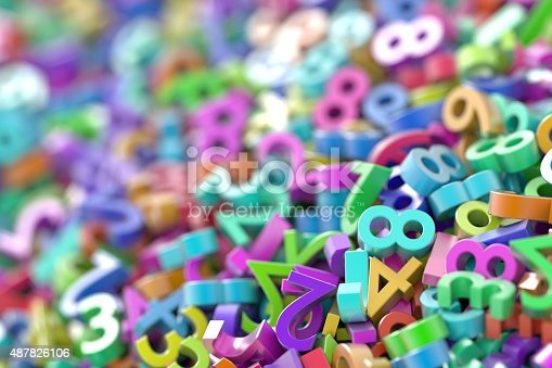 520660497 istock photo Numbers background 487826106