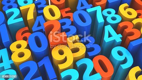 istock numbers background 636631030