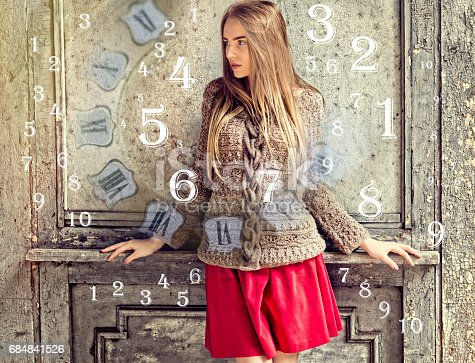 istock numerology, magic of numbers 684841526